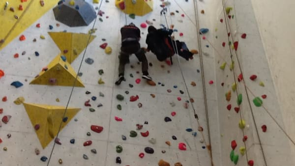 Climbing / Abseiling